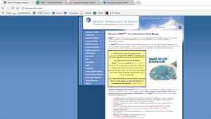 pmbo old homepage