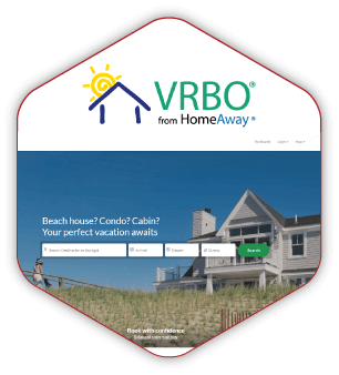 VRBO - Vacation Rentyal by Owner