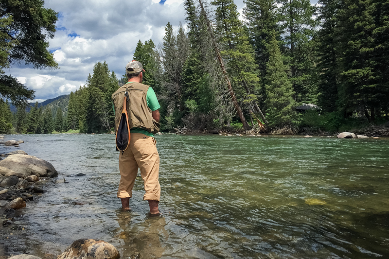 Fly Fishing Vacation Rentals